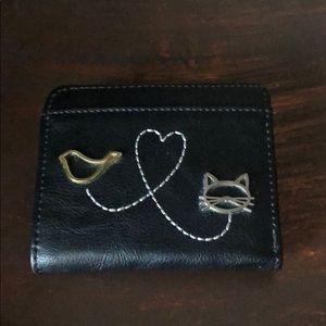 🆕 Relic RFID Cat & Bird Wallet 🆕